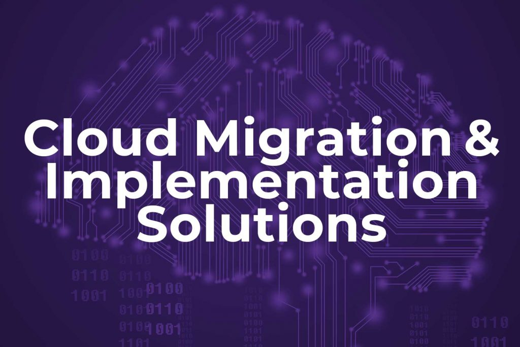 cloud migration implementation solutions