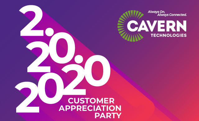 2020 customer appreciation invitation